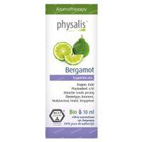 Physalis Bergamot Essentiele Olie 10 ml