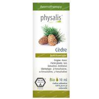 Physalis Cèdre Huile Essentielle Bio 10 ml