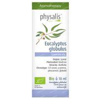 Physalis Eucalyptus Globulus Huile Essentielle Bio 10 ml
