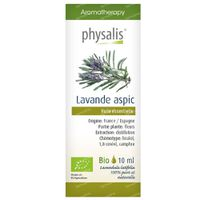 Physalis Lavande Aspic Huile Essentielle Bio 10 ml