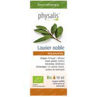 Physalis Laurier Huile Essentielle Bio 10 ml