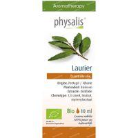 Physalis Laurier Essentiële Olie Bio 10 ml
