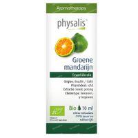 Physalis Groene Mandarijn Essentiële Olie Bio 10 ml