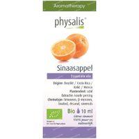 Physalis Sinaasappel Essentiële Olie Bio 10 ml