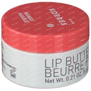 Korres Lip Butter Mango 10 ml