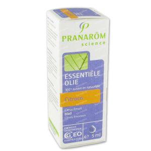 Pranarom Citroenblad Essentiële Olie 5 ml