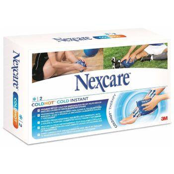 Nexcare ColdHot Cold Instant Double Pack 2 pièces