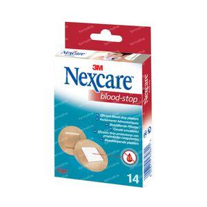 Nexcare Blood Stop 14 Spots 1 stuk