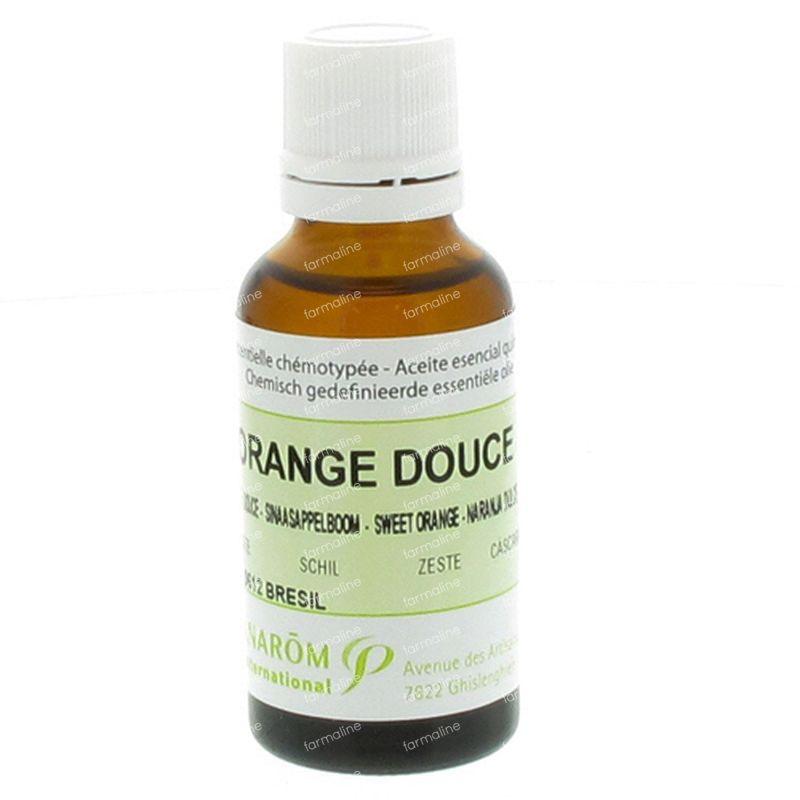 orange douce huile essentielle 30 ml commander ici en ligne. Black Bedroom Furniture Sets. Home Design Ideas