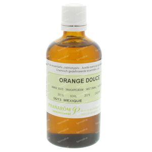 Zoete Sinaasappel Essentiële Olie 100 ml