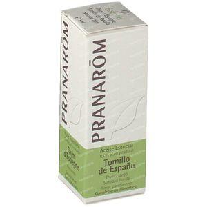 Pranarom Tijm Spanje 2397 Essentiële Olie 5 ml