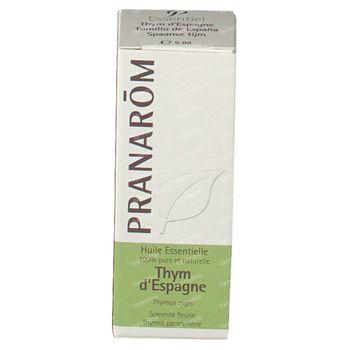 Pranarom Thym Espagne 2397 Huile Essentielle 5 ml
