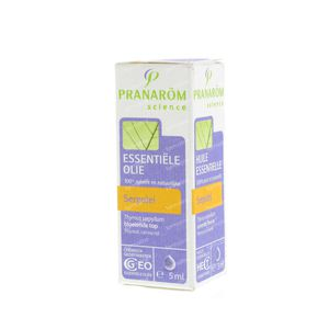 Wilde Tijm Essentiele Olie 5 ml