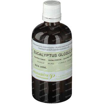 Pranarom Eucalyptus Globulus Huile Essentielle 100 ml