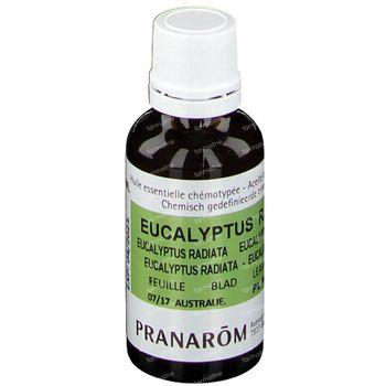 Pranarom Eucalyptus Radiata Huile Essentielle 30 ml