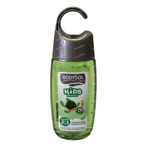 Bodysol Kids Douche 2 in 1 Kiwi 250 ml
