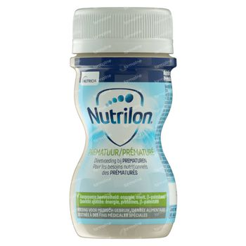 Nutrilon Nutrisets Prematuur Vloeibaar 70 ml