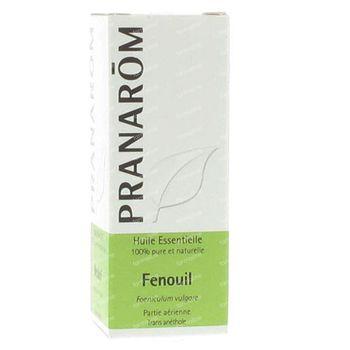 Pranarôm Fenouil Huile Essentielle 10 ml