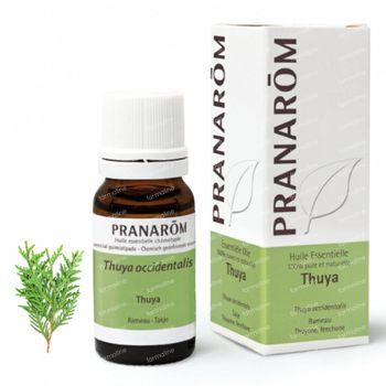 Pranarôm Huile Essentielle Thuya 10 ml