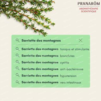 Pranarôm Huile Essentielle Sarriette Des Montagnes 30 ml