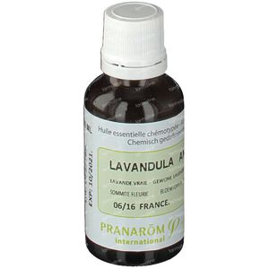 Pranarom Wahre Lavendel Ätherisches Öl 30 ml