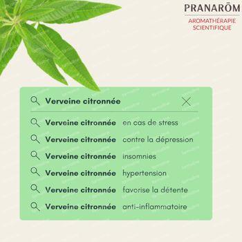 Pranarôm Huile Essentielle Verveine Citronnée 5 ml