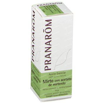 Pranarom Myrthe Simplement 446 Huile Essentielle 10 ml
