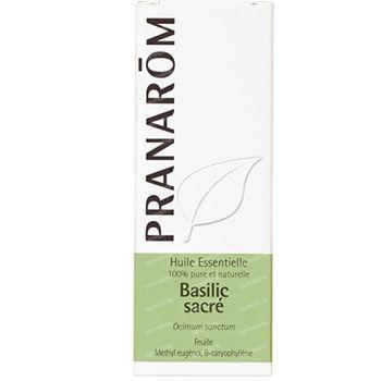 Pranarôm Basilic Sacré Huile Essentielle 5 ml