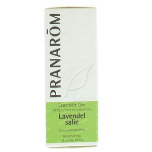 Pranarom Sage Lavender Leaf Essential Oil 5 ml