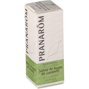 Pranarom Salbei Lavendel Blatt Ätherischen Öl 5 ml