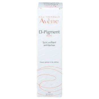 Avène D-Pigment Rijk 30 ml