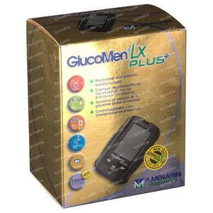 Glucomen LX Plus + Set 42203  1 stuk
