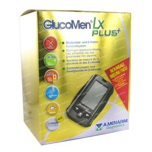Glucomen LX Plus + Set 42203 1 St