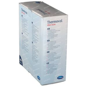 Hartmann Thermometer Thermoval Duo Scan 1 stuk