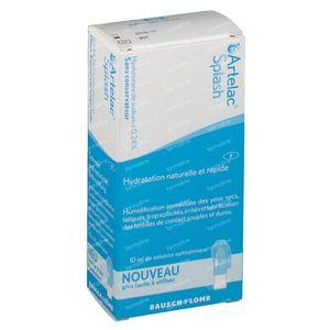 Bausch & Lomb Artelac Splash 10 ml druppels