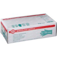 Noba Vinyl Handschoenen Poedervrij M 05700574 100 st