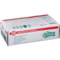 Noba Vinyl Gloves Powder Free L 5700576 100 st