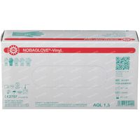 Noba Vinyl Handschoenen S 5701014 100 st