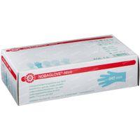 Noba Nitril Handschoenen Latexvrij Blauw S 5701019 100 st