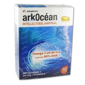Arkocean Capital Intel Omega 3 60 capsules