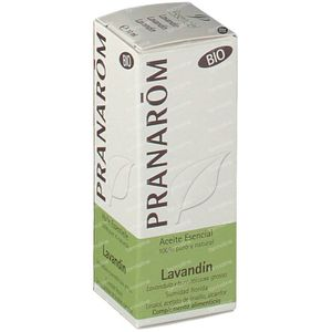Pranarom Lavandin Grosso Bio Huile Essentiel 10 ml