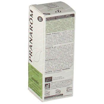 Pranarôm Lavandin Grosso Huile Essentiel Bio 10 ml