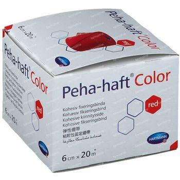 Hartmann Peha-haft LF 6cm x 20m 932460 1 stuk
