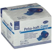 Hartmann Peha-Haft 6cm x 20m 932473 1 st