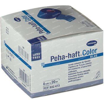 Hartmann Peha-Haft 6cm x 20m 932473 1 stuk