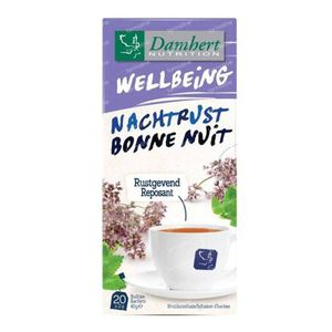 Damhert Tea Time Tea Nightrest 20 bags