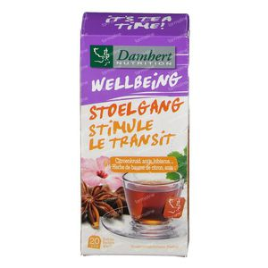 Damhert Tea Time Tea Defecation 20 bags
