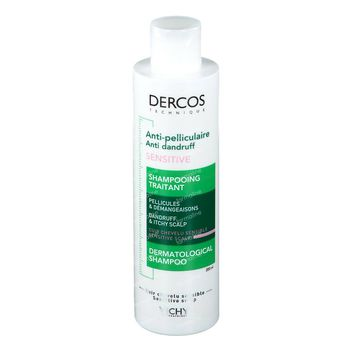 Vichy Dercos Shampooing Anti - Pelliculaire Sensitive 200 ml