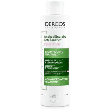 Vichy Dercos Shampoo Anti-Roos Sensitive 200 ml