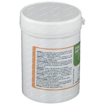 Para Huile de Lin Bio 150 capsules